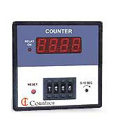 4 Digit Preset Counter: