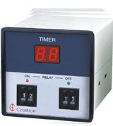 4 Digit Digital Timers with LED Display & Thumb Wh