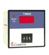 3 Digit Digital Timer LED Display & Thumb Wheel