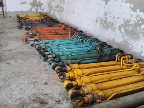 Excavator Hydraulic Cylinders (Boom, Arm, Bucket)