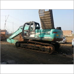 Excavator Machinery Parts