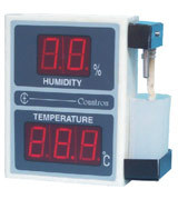 Wall Mounted Digital Temperature Humidity Indictor