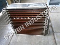 Brass Finned Tubes
