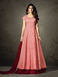Pink colours a-d set collection at sethnic shop in surat
