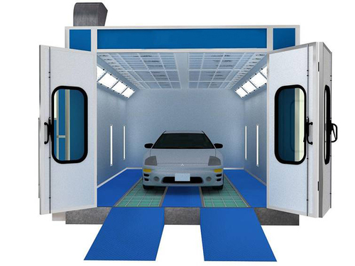 Auto Spray Paint Booths