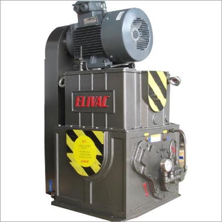 Piston Plunger vacuum Pump