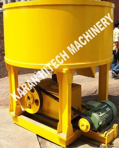 Flyash Mixer (Capacity-600 kg)