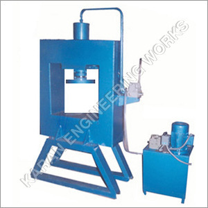 Interlocking Paver Block Making Machine (PushButto