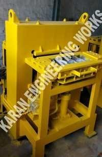 4 Blocks Paver Block Making Machine