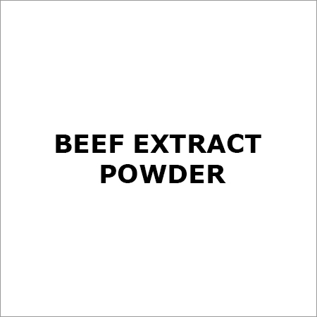Beef Extract Powder