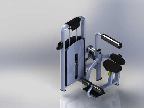 Abdominal/Back machine
