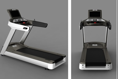 Fitline S-800 Commercial Treadmill