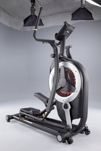 Air Magnetic Elliptical Trainer
