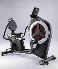 Air Magnetic Recumbent Cycle