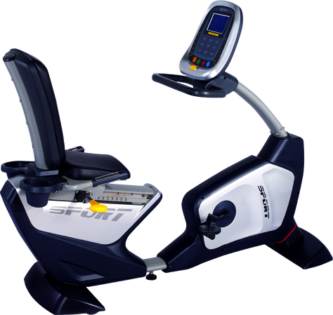 Recumbent Exercise Cycles