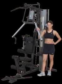 BodySolid Single Stack Multi Gym