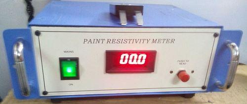 Paint Resisitivity Meter