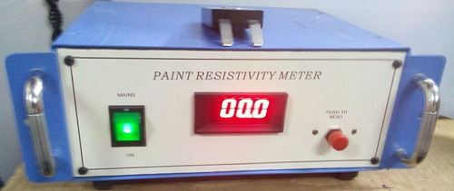 Paint Resisitivity Meter