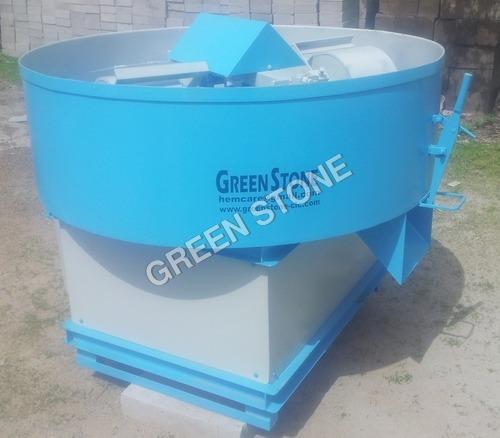 GreenStone Pan mixer