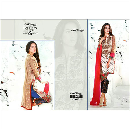 Exclusive Georgette Dress Material