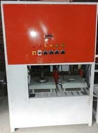 DOUBEL DIES PAPER DONA PLATE MAKING MACHINE