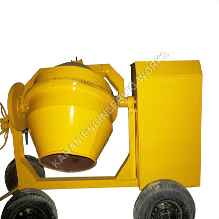 Concrete Mixer (Capacity 25 KG)