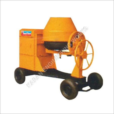 Concrete Mixer Machine (Capacity 50 Kg)