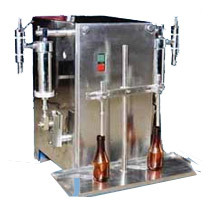 Volumetric Bottle Filling Machine