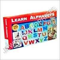 Learn Alphbets