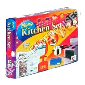 Nano Kitchen Set