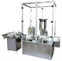 Automatic Liquid Filling Stoppering Machine