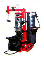 Tyre Changer Fully Automatic
