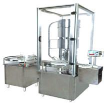 Automatic Single-Head Vial Sealing Machine