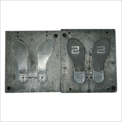PVC Footwear Moulds