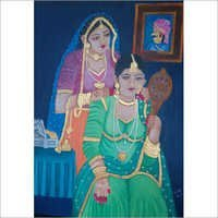 Rajasthani Painting Coaching Classes