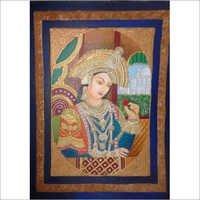 Hindu Goddess Painting