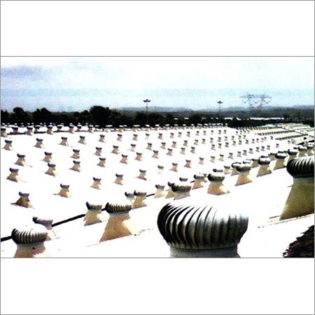 Industrial Wind Ventilators