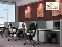 Godrej Office Workstations in Okhla