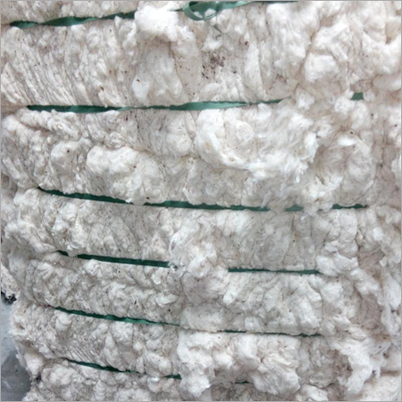 Industrial Cotton Spinning Waste