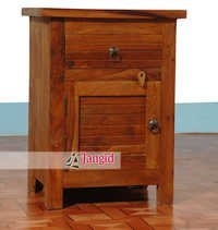 Indian Sheesham wooden Bedside