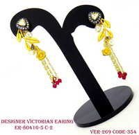 Exclusive American Diamond Earings
