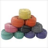 Round Cotton Braided Rope