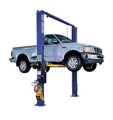 Rotary Two Post Car Lifts