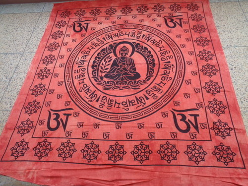 MEDITATION BUDDHA TAPESTRIES