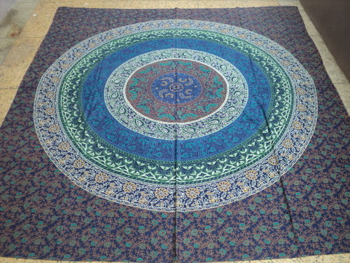 MULTICOLOURS MANDALA TAPESTRY SPECIAL