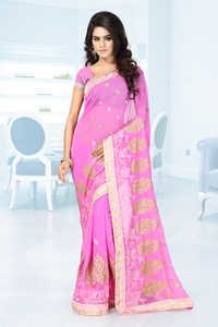 Exclusive Embroidered Sarees