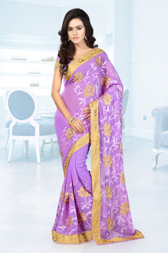 Exclusive Embroidery Sarees