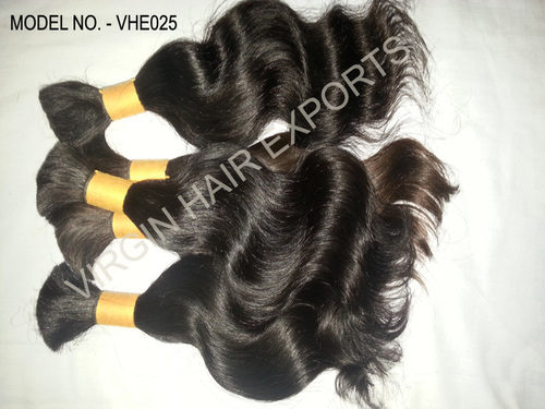 Natural Body Wave Bulk Hair