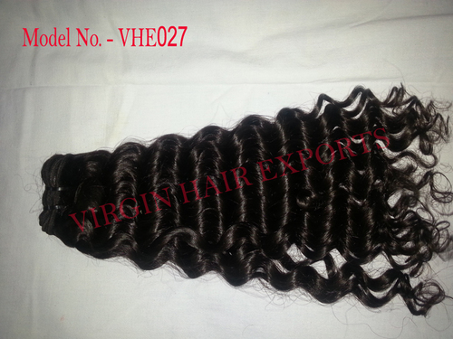 Beautiful Curly Hair Extension