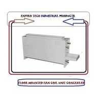 fan coil unit vertical mounted